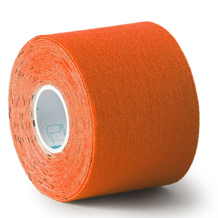 Orange KT Tape