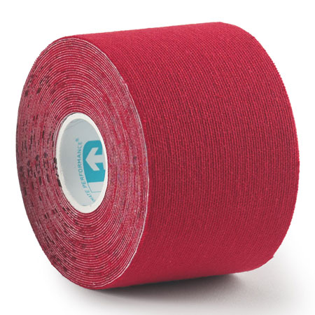 Red KT tape