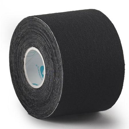 Black KT tape
