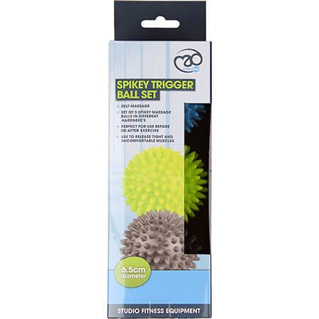 MAD Spiky Ball Set of 3