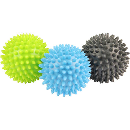 MAD Spikey Trigger Ball Trio