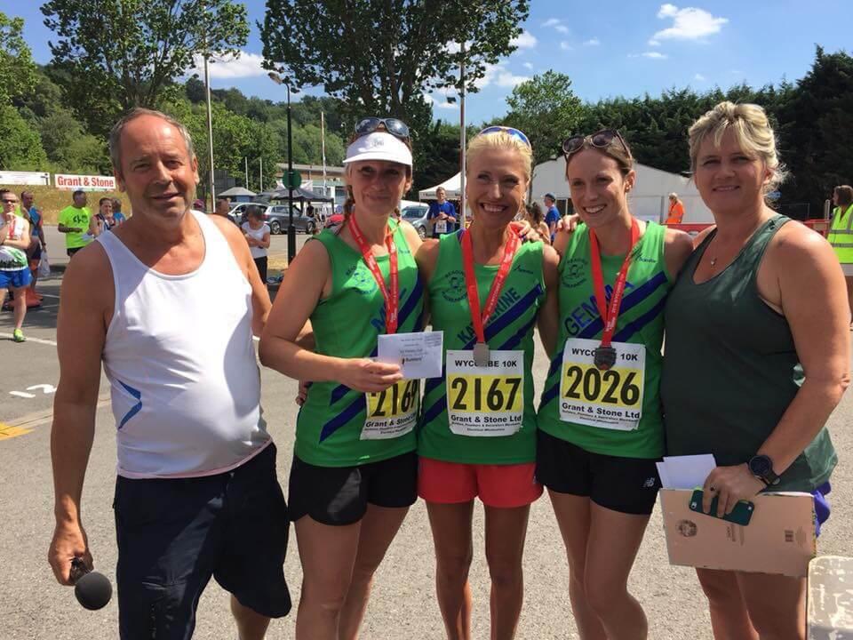 Wycombe half marathon 2018