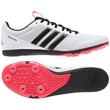 Adidas Distancestar Mens Womens Spikes