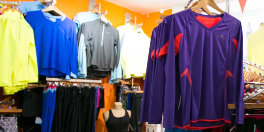 Runners Retreat runing shop marlow