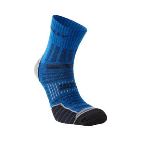 Hilly Twinskin Mens Running Sock Blue Black