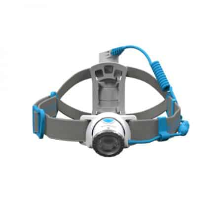 LEDLENSER NEO10R Rechargeable Running Head Torch Blue